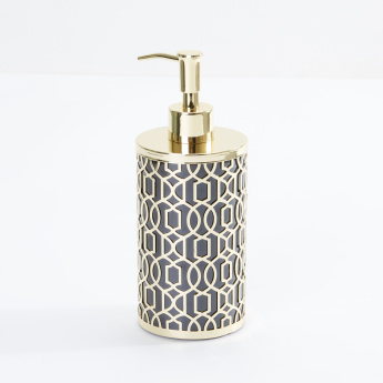 Golden Mesh  Liquid Dispenser