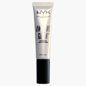 NYX Professional Make up Away We Glow Strobing Cream