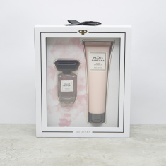 Le Palais Des Parfums Rose Ternelle Eau De Parfum And Body Lotion Set