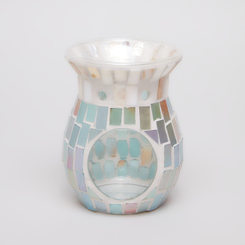 Mosaic Mirrored Oil Burner