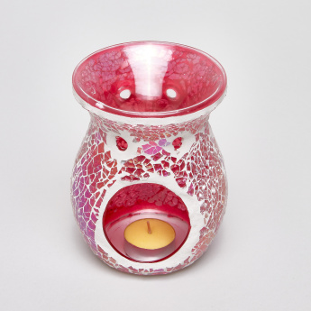 Decorative Mosaic Patterned Oil Burner