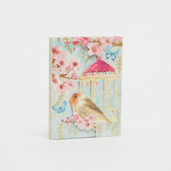 Punch Studio Printed Pocket Notepad