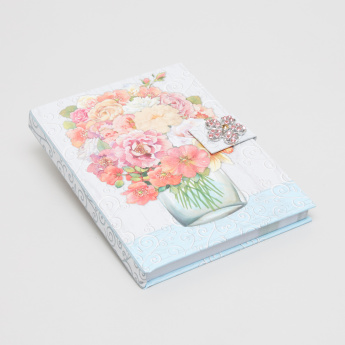 Punch Studio Beautiful Bouquet Printed Journal