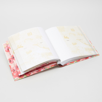 Punch Studio Paris Sparkle Printed Photo Album