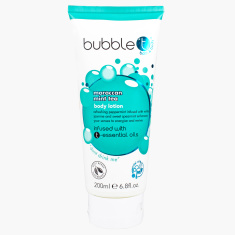 Bubble T Moroccan Mint Tea Body Lotion with Essential Oils - 200 ml