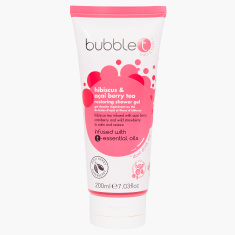Bubble T Hibiscus and Acai Berry Shower Gel - 200 ml