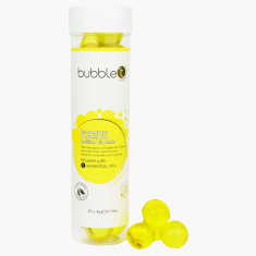 Bubble T Lemongrass and Green Tea Melting Oil Bath Pearls