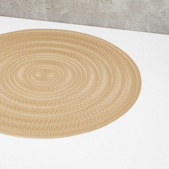 Costa Textured Circular Placemat