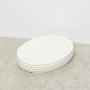 Ash Leaf Textured Soap Dish