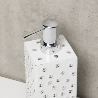 Studded Lotion Dispenser