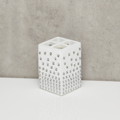 Studded Toothbrush Holder