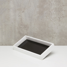 Rectangular Bathroom Tray