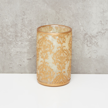 All Over Pattern Decorative Tumbler