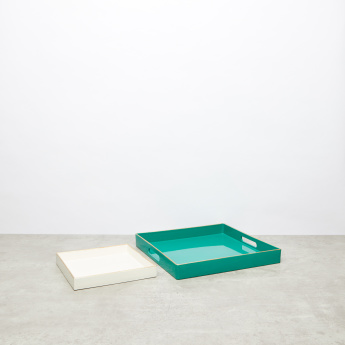 Square Tray - Set of 2