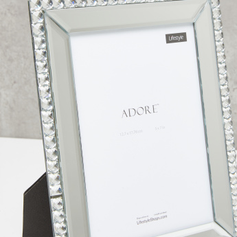 Decorative Rectangular Single Photo Frame