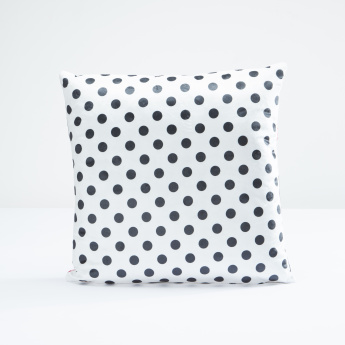 Rosalie Printed Filled Cushion - 45x45 cms