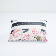 Rosalie Printed Filled Cushion - 35x50 cms