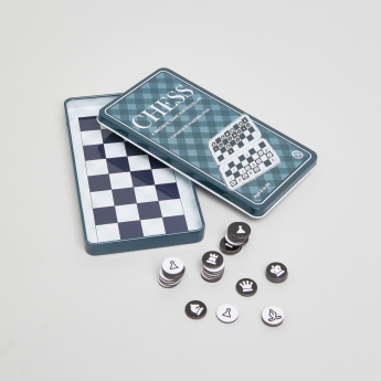 Travel Game Chess Playset