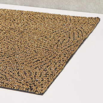 Persley Beaded Square Placemat