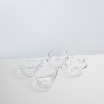 Godinger Fruit Shaped 4-Piece Bowl Set