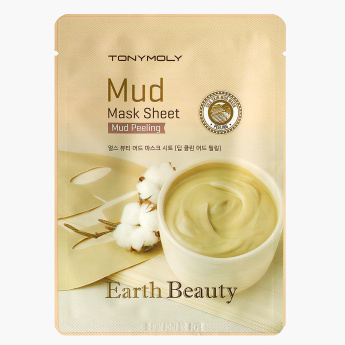 Tony Moly Mud Mask Sheet