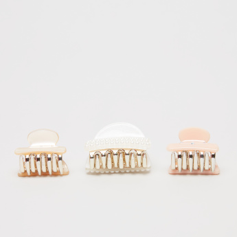 Sasha Assorted Hair Clamp - Set of 3