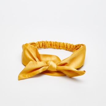 Sasha Bow Detail Headband