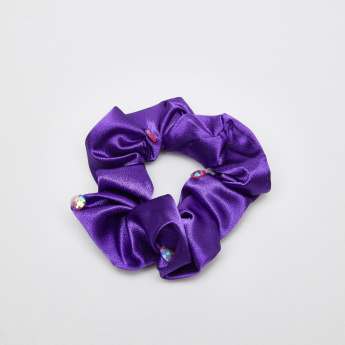 Sasha Crystal Detail Hair Tie
