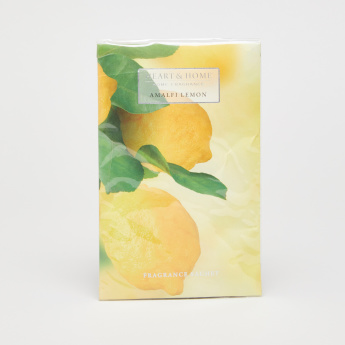 HEART & HOME Amalfi Lemon Fragrance Sachet - 100 ml