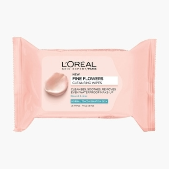 L'Oreal Fine Flowers Cleansing Wipes