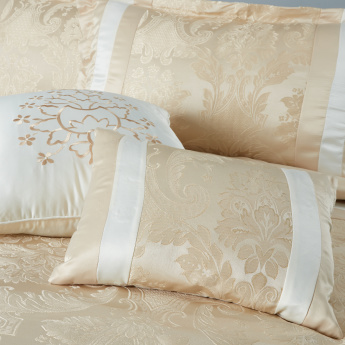 Merlinda Jacquard 5-Piece King Comforter Set