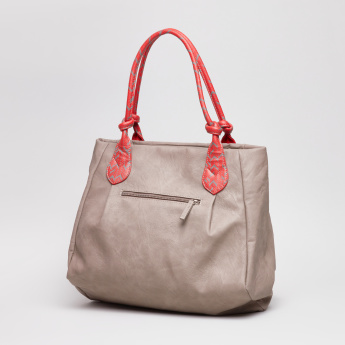 Baggit Tote Bag with Twin Handles