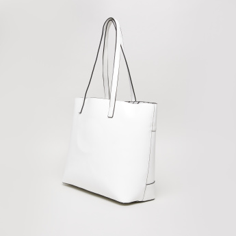 Sasha Shopper Bag with Twin Handles