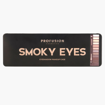 Profusion Cosmetics Smoky Eyes Eyeshadow Makeup Case