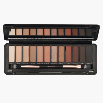 Profusion Cosmetics Nude Eyes Eyeshadow Makeup Case