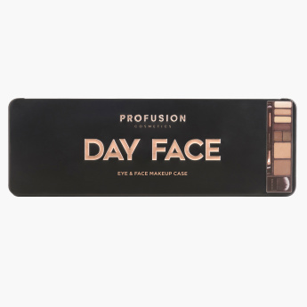 Profusion Cosmetics Day Eye & Face Makeup Case
