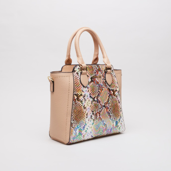 Charlotte Reid Animal Printed Tote Bag
