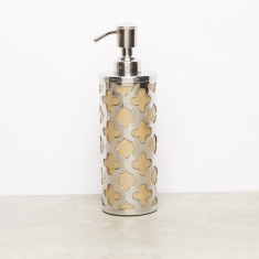 Metallic Enamel Lotion Dispenser