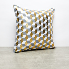 Cheska Printed Cushion - 45x45 cms