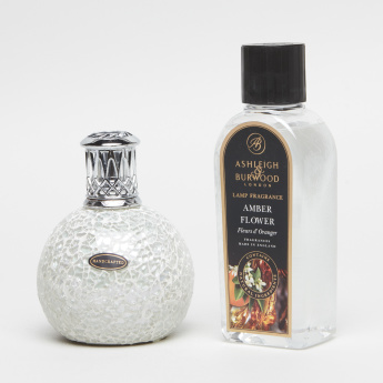 Ashleigh & Burwood Orange Flower & Amber Fragrance and Lamp