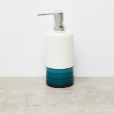 Matte Finish Lotion Dispenser with Pump