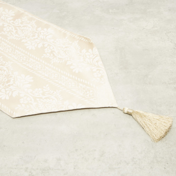 Evora Jacquard Table Runner - 33x180 cms