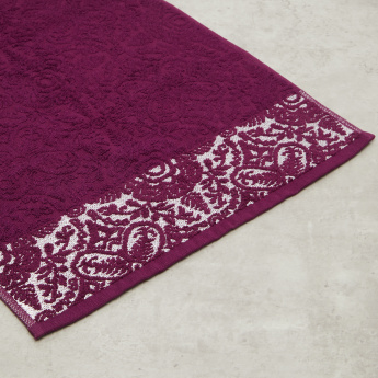 Charisma Hand Towel with Woven Border - 40x70 cms