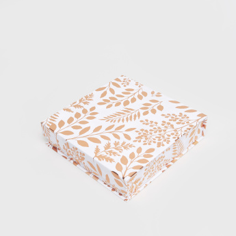 Punch Studio Printed Nested Storage Box