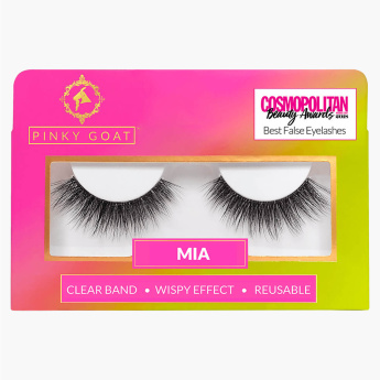 Pinky Goat MIA False Eyelashes