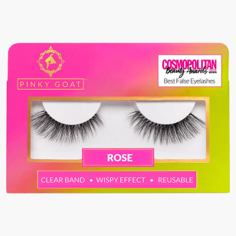 Pinky Goat Rose False Eyelashes