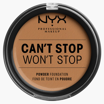 NYX Professional Makeup Can't Stop Won't Stop Powder Foundation