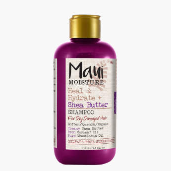 Maui Moisture Heal and Hydrate Shea Butter Shampoo - 385 ml