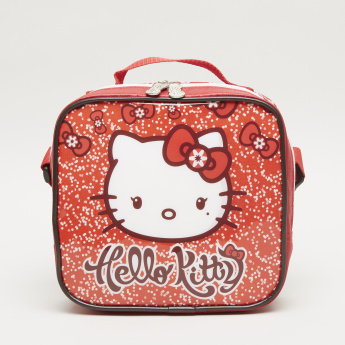 Hello Kitty Printed Lunch Bag