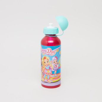 Sunny Day Printed Water Bottle - 500 ml